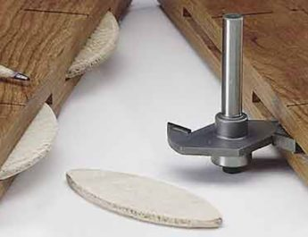 The MLCS Biscuit Joinery systems.