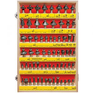 The MLCS 66-Piece Router Bit Sets Holiday Special.