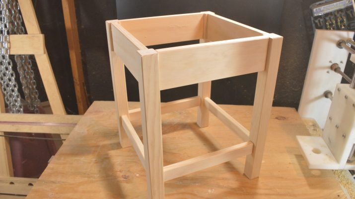 Dowel Joint Walk Through Build An End Table