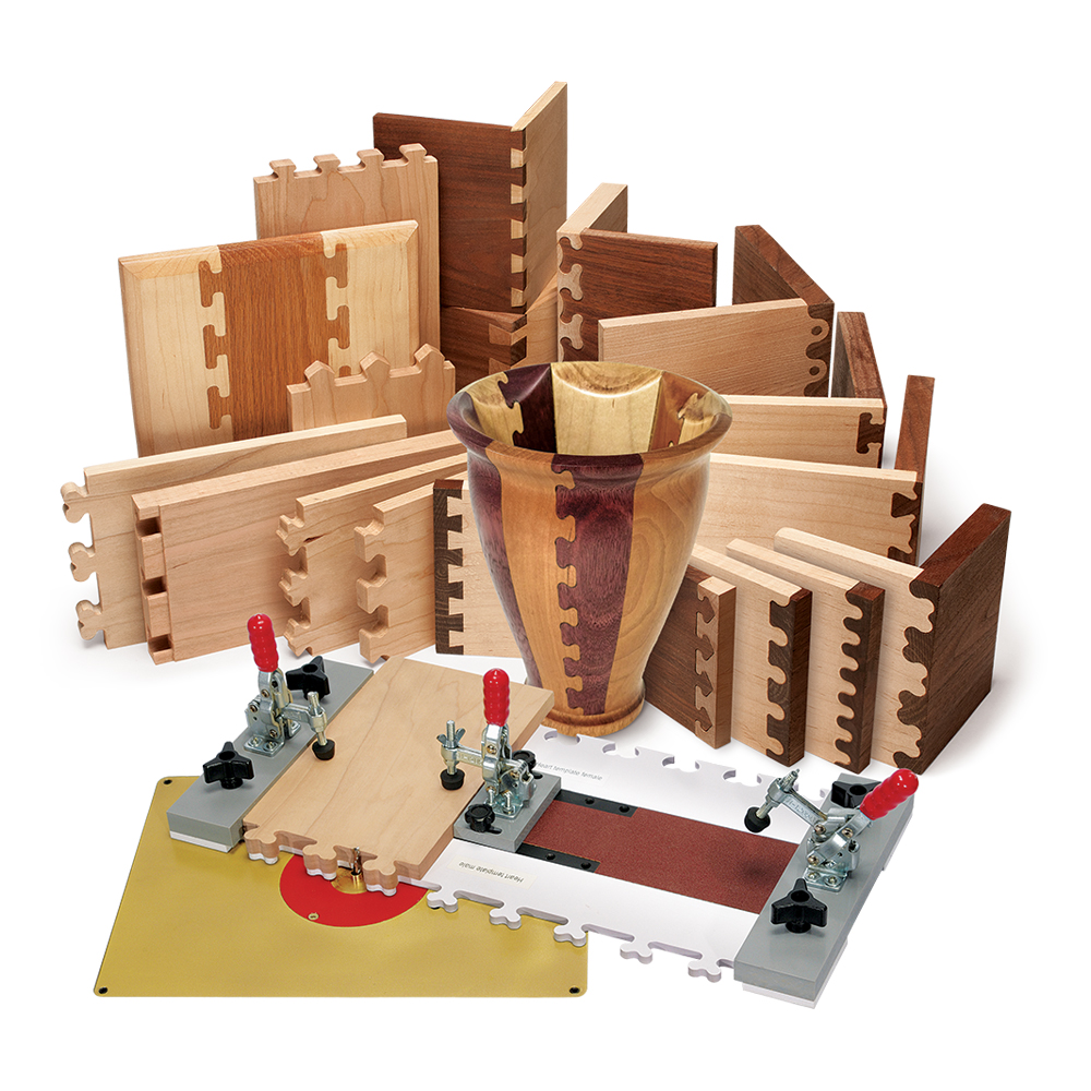 Fast Joint Precision Joinery System Complete Package