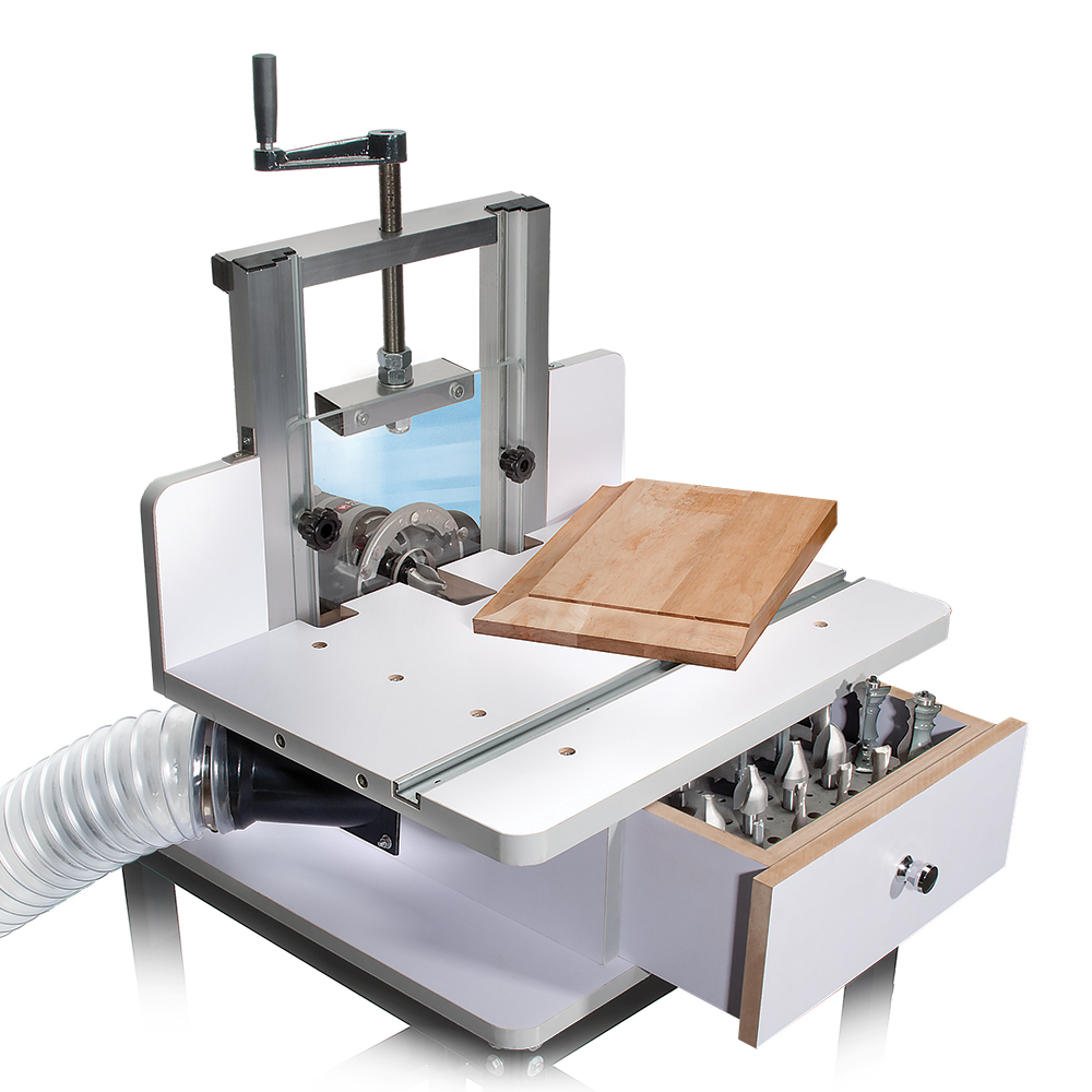 Holiday sale savings for Best horizontal router table
