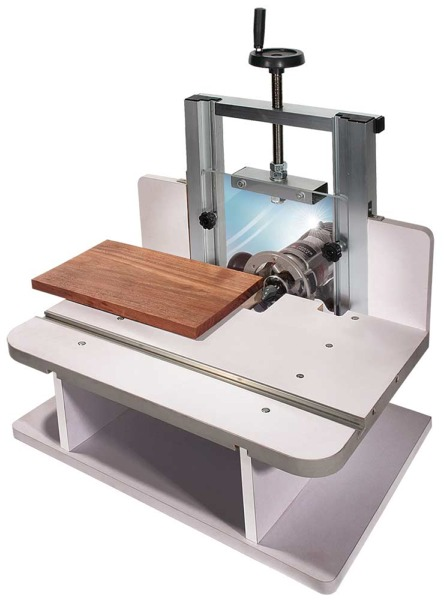 Flatbed horizontal router table details for Best horizontal router table