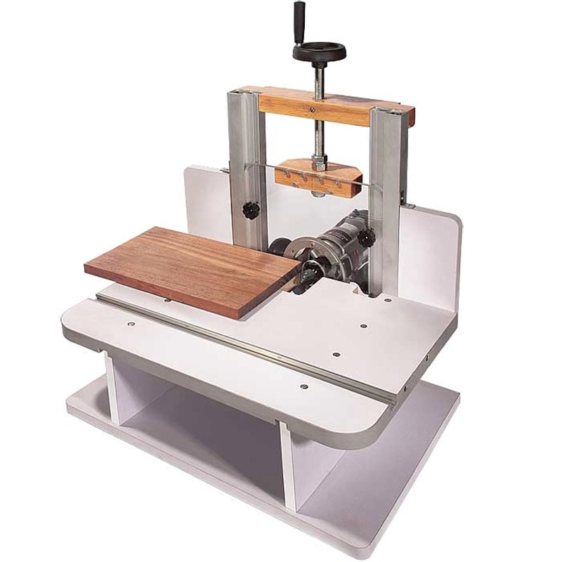 diy flatbed horizontal router table plans plans free