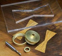 Router Inlay Kit and Spiral Bit
