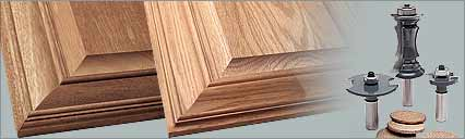 raised panel door templates - mlcs cabinet maker product guide