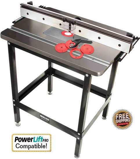 Cast iron router table top mlcs cast iron router table top and combos greentooth Gallery