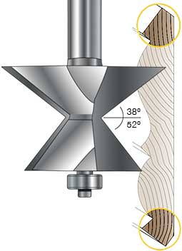 Molding Router Bits 2