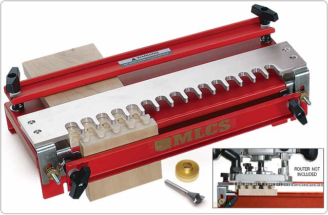 Mlcs master joinery dovetail set and templates mlcs dovetail jig spiritdancerdesigns Image collections