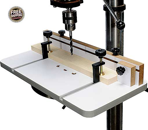 Drill Press Jig Table