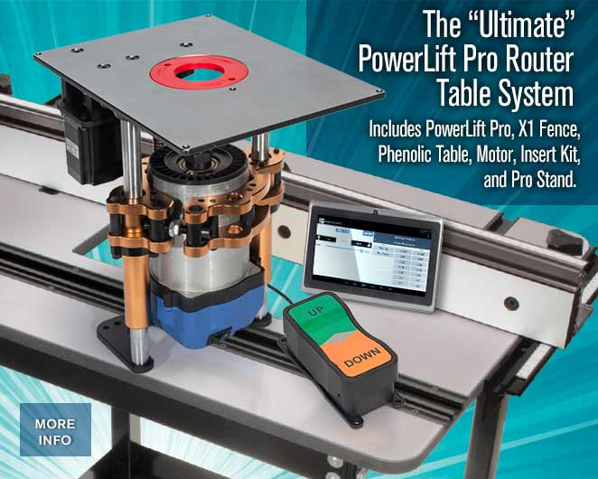 The ultimate powerlift pro router table package mlcs ultimate powerlift pro router table system keyboard keysfo Gallery
