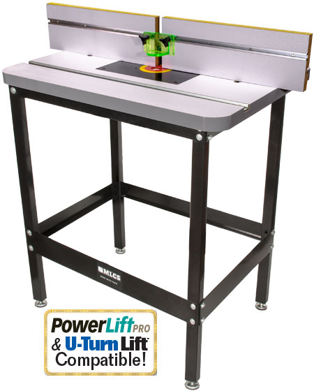 Mlcs router table top with fence router table top and fence greentooth Images