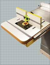 Mlcs woodworking router table headquarters extension router table top greentooth Gallery