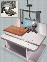 Mlcs woodworking router table headquarters flatbed horizontal router table greentooth Image collections