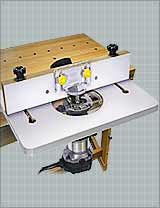 Mlcs Woodworking Router Table Headquarters