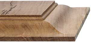 MLCS Ogee with Bead Raised Panel Router Bit