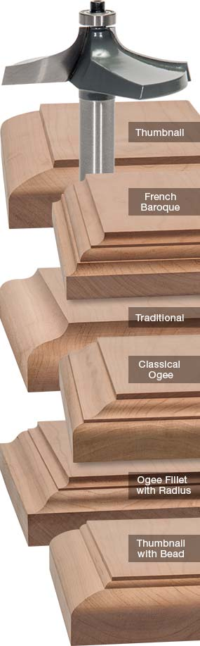 Mlcs Table Edge Router Bits