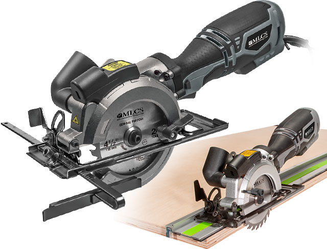 MLCS Track Saw System