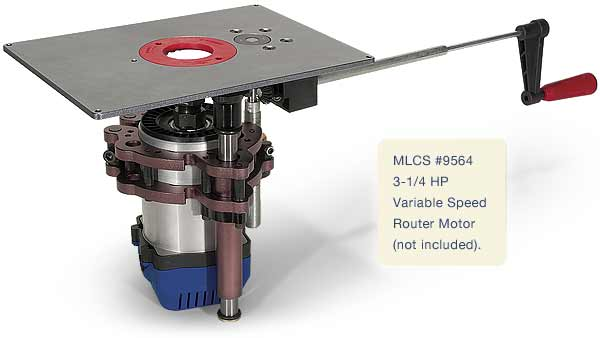 Mlcs u turn router lift u turn lift extended greentooth Images