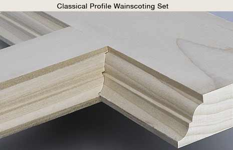 Wainscoting Router Bit Sets Home Improvement Project
