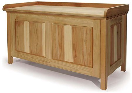 storage bench plans projects