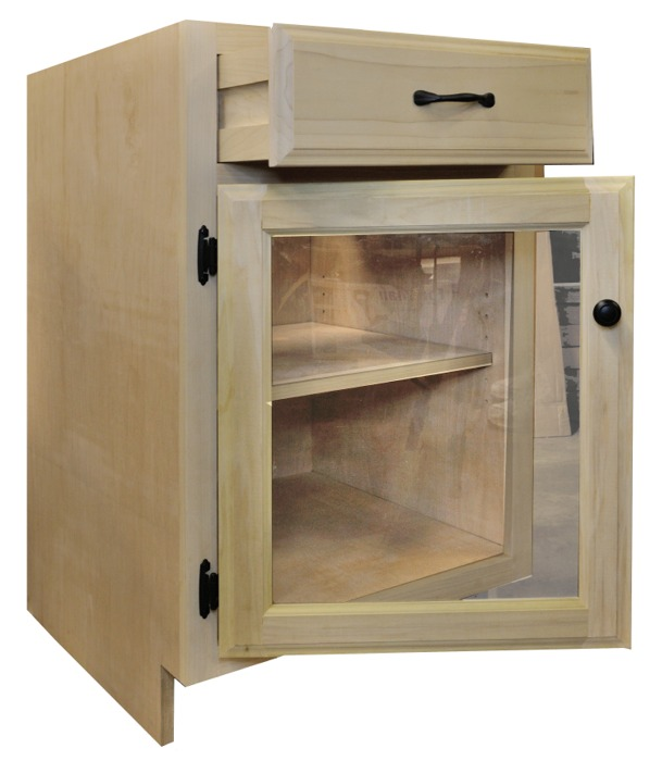 Kitchen Cabinet Woodworking Plans: NEW FREE Project Plan! Kitchen Base Cabinet